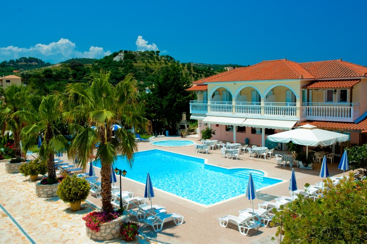 Edelweiss Apartments - Zakynthos Greece