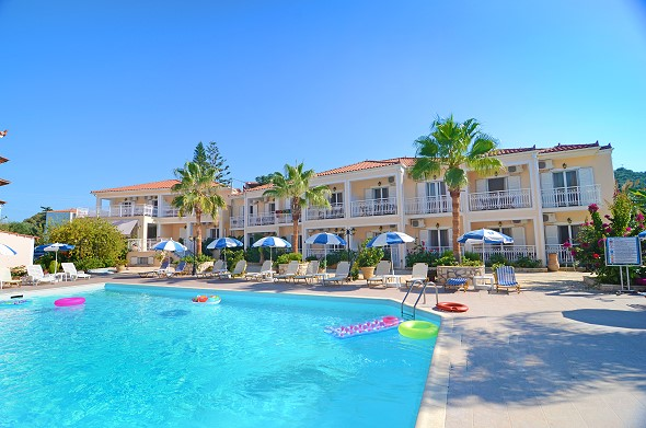 Edelweiss Apartments - Argassi Zante Greece