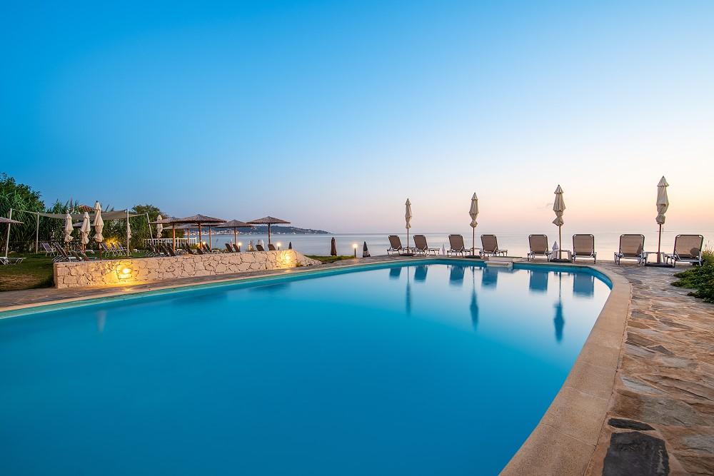 Locanda Hotel In Argassi Zakynthos Greece Holidays In